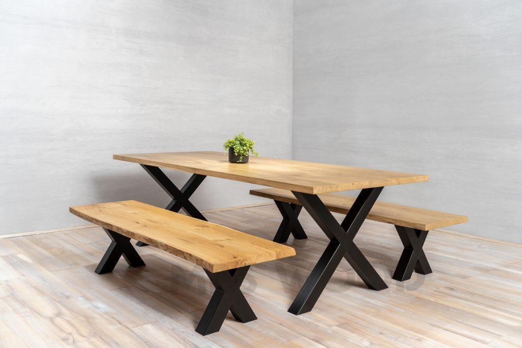 wholesale oak table set