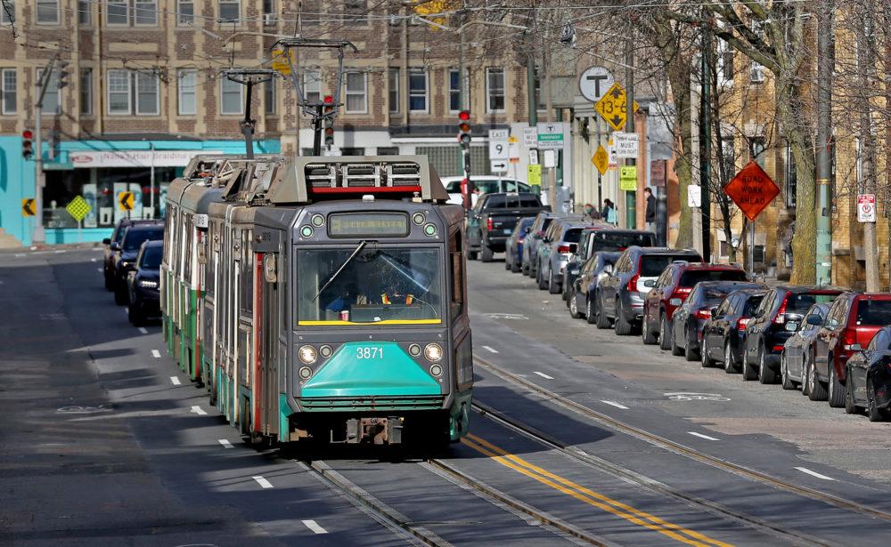 Quincy Mayor Chosen For New MBTA Board Of Directors