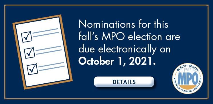 Boston Region MPO—Election Process