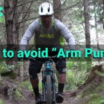 How to avoid arm pump?