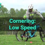 Low speed cornering