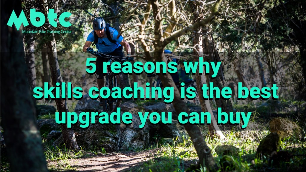 Why skills coaching is the best upgrade you can get