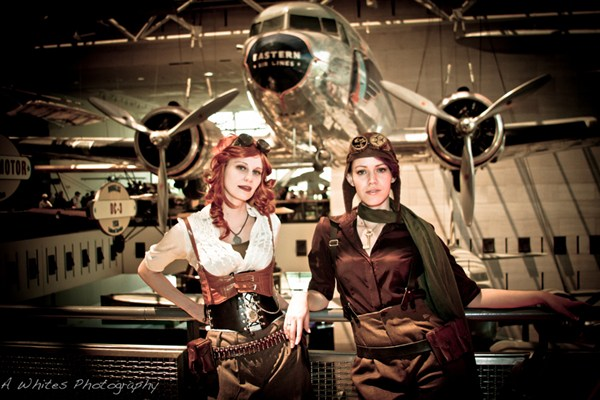 More Dieselpunk Pictures Michael Bradley Time Traveler