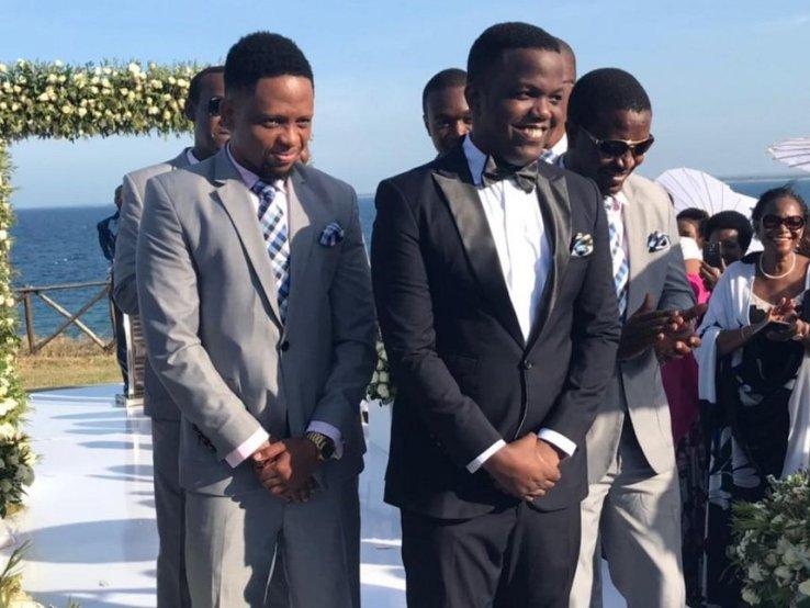 PHOTOS: GNL Zamba Gets Married to Longtime Fiance Miriam