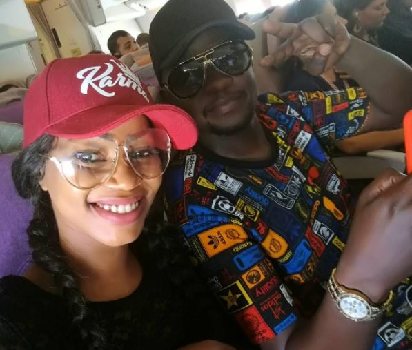 Sheebah responds to claims that she is at war with Jeff Kiwa