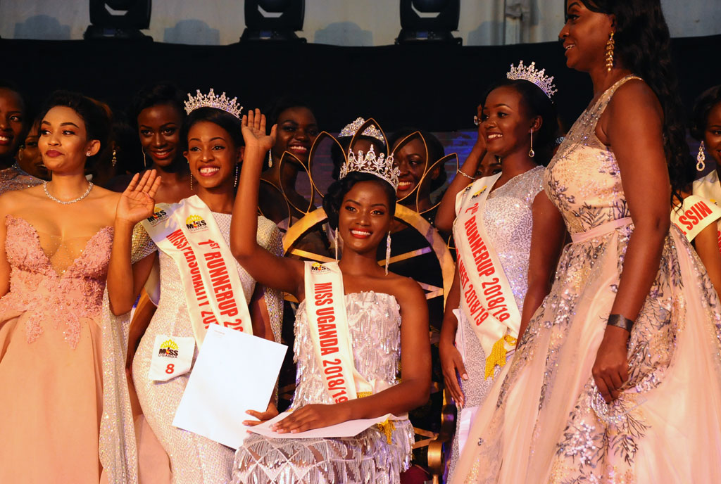The 2016 Miss Uganda UK™ Beauty Pageant Grand Finale For 3rd December - Chano8