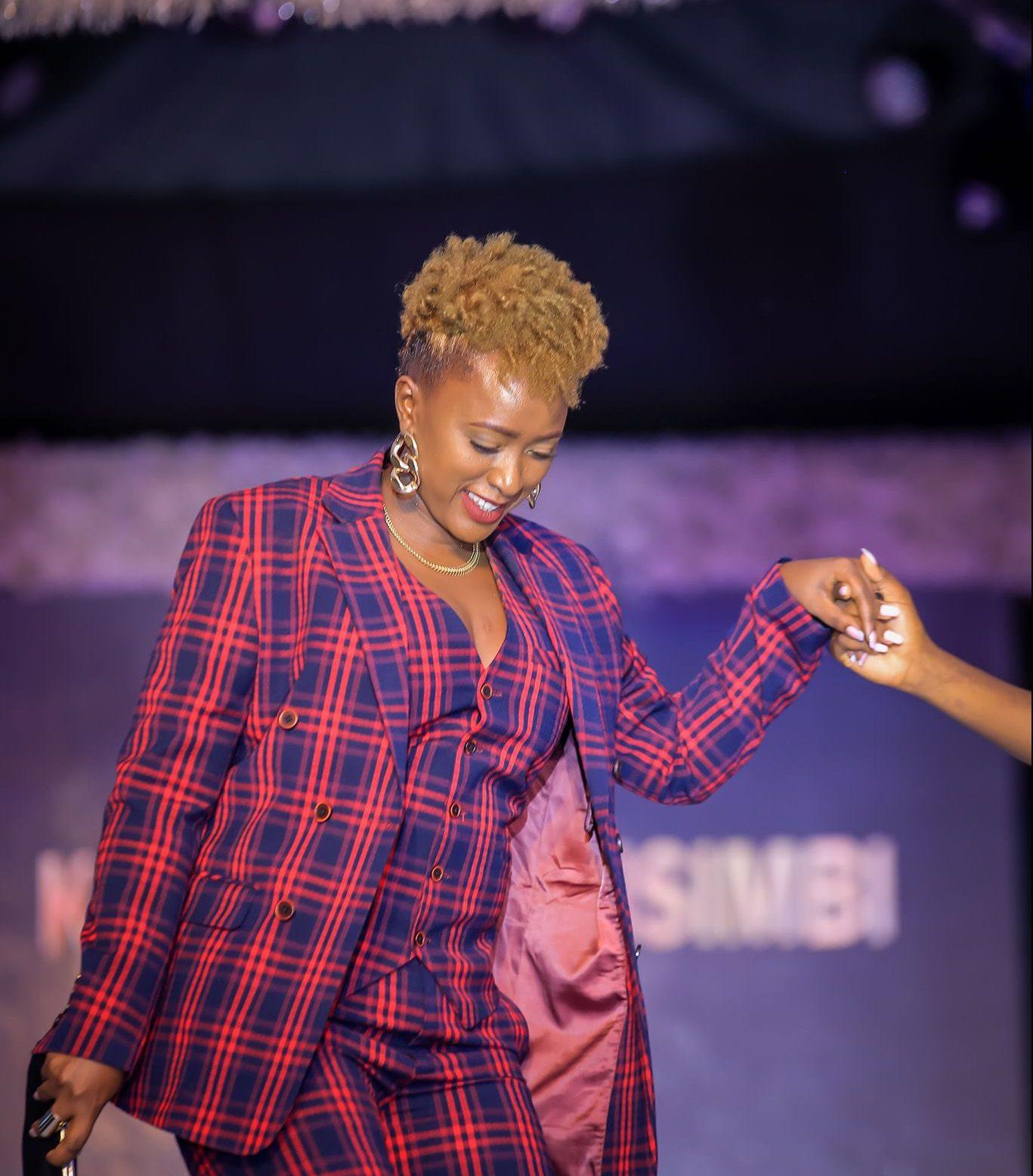 Karitas Karisimbi's handbag snatched during Miss Uganda crowning