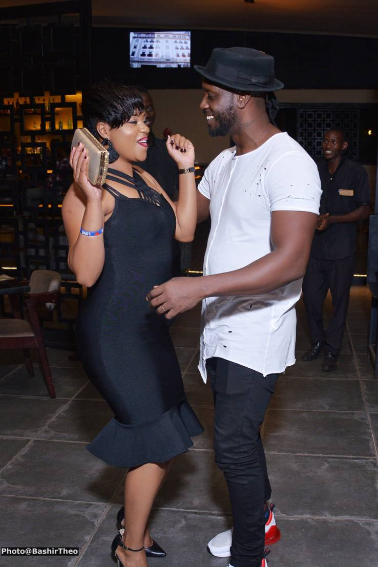 """""""You're My Comedian."""" – Zuena Praises Bebe Cool On His 42nd Birthday."""