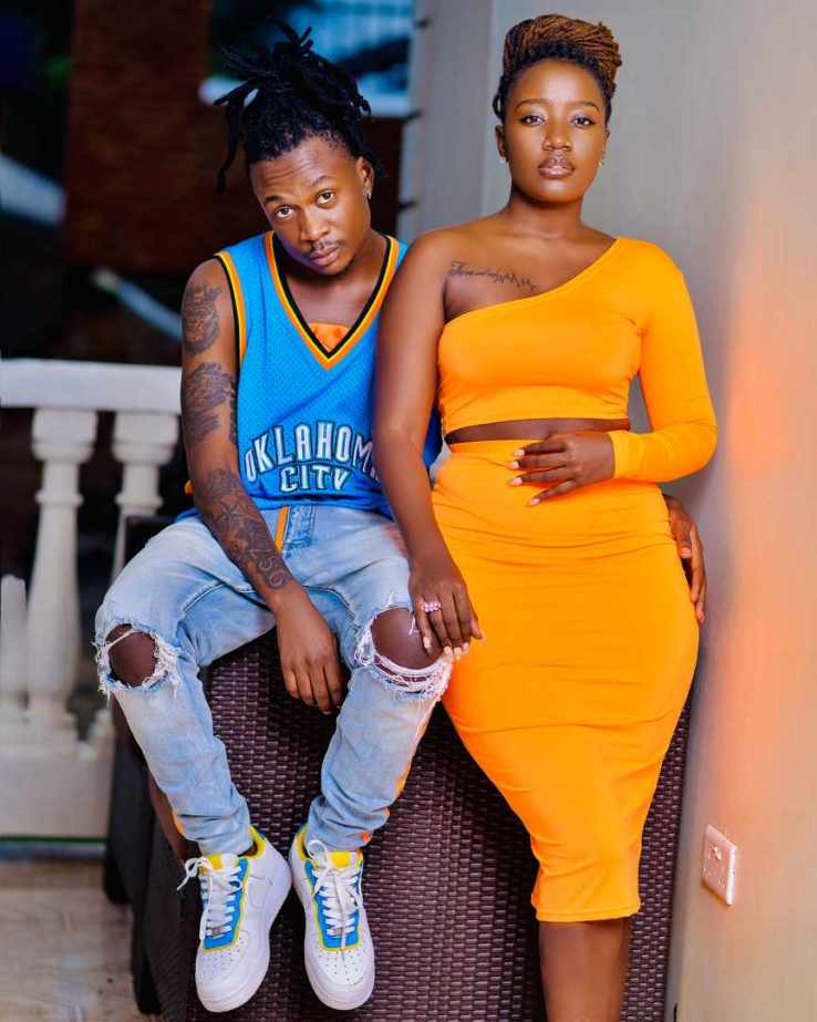 Eno Fashion Couple | Fik Fameica and Lydia Jazmine rumored dating