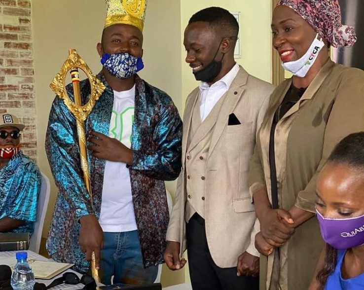 Ykee Benda And Cindy Sanyu Officially Sworn In As UMA President And Vice President. 3