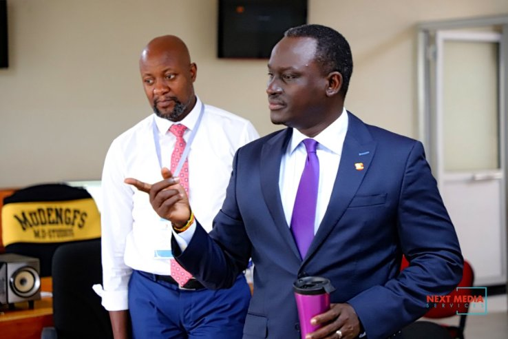 Kasumba told to ignore NUP supporters
