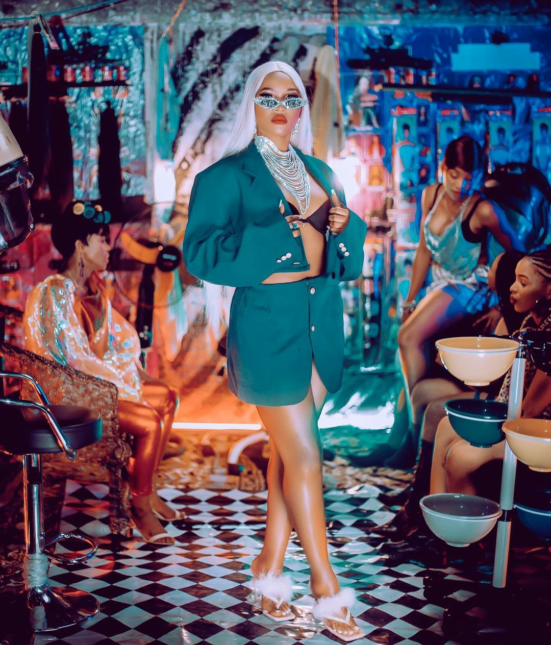 YO LOVE MUSIC VIDEO BY SPICE DIANA