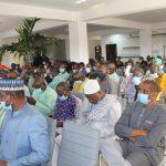 Présentation des vœux des travailleurs au Ministre du Budget