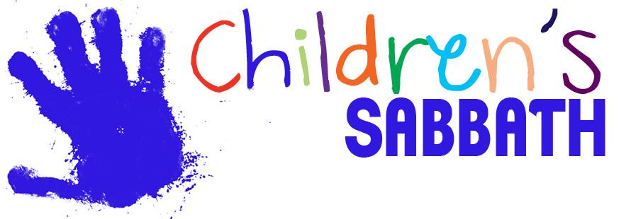 Image result for children's sabbath 2017
