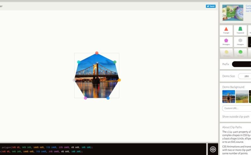 CSS Maskeleme Aracı: Clippy