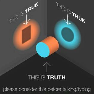 one truth, many persrpectives