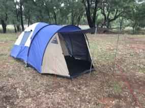 Warrenbungles Tent 2017