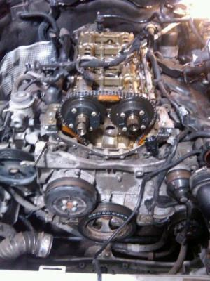 anyone else have timing chain issues  MBWorld Forums