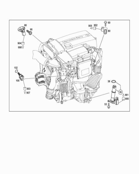 Diagram C240 Fuse Box Diagram