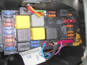 Purchased MB and missing fuses?!  MBWorld Forums