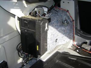 Speaker wiring in trunk  MBWorld Forums