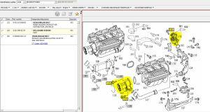 W203  2005  C220 CDI  EGR Valve & Housing Torque Spec