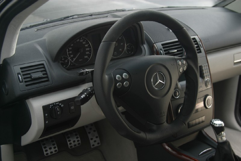 The BRABUS Tuning Program For The New Mercedes A Class