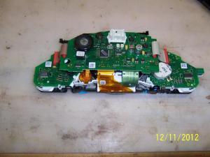 Instrument Cluster Repair: W209 Instrument Cluster Repair