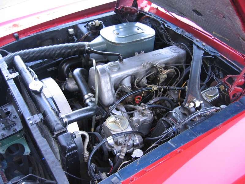 Engine Swap Mercedes 190e