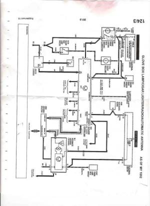 93 300E  Need help w wiring diagram for radio  MBWorld
