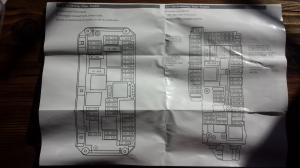 2013 W212 E350 EClass Fuse Panel Diagram  Chart  MBWorld Forums