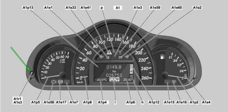 Mercedes Sprinter Mk Dash Warning Lights Sprinter Dash Mercedes Actros Dash  Warning Lights Another Cars Log S Dash Warning Lights Mercedes Benz Blog  New ...