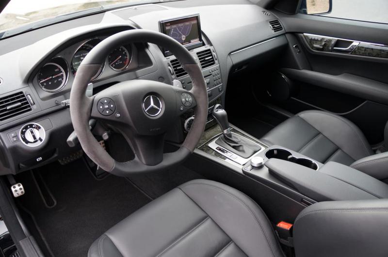 FS 2011 Mercedes C63 AMG Sport Sedan BlackBlack All
