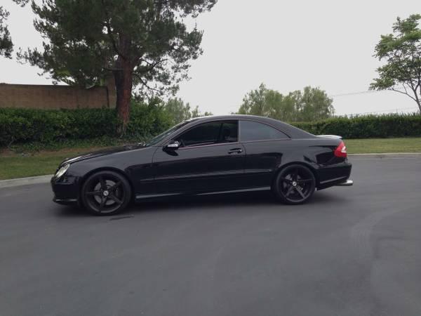 1998 E320 Black Black Mercedes