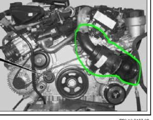 Need R320 CDI serpentine belt routing diagram  MBWorld Forums