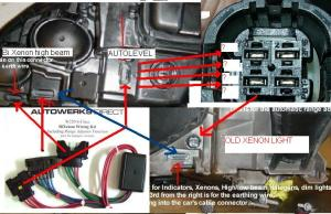 Making 2003 Headlights Work On a 2002 w220?  MBWorld Forums