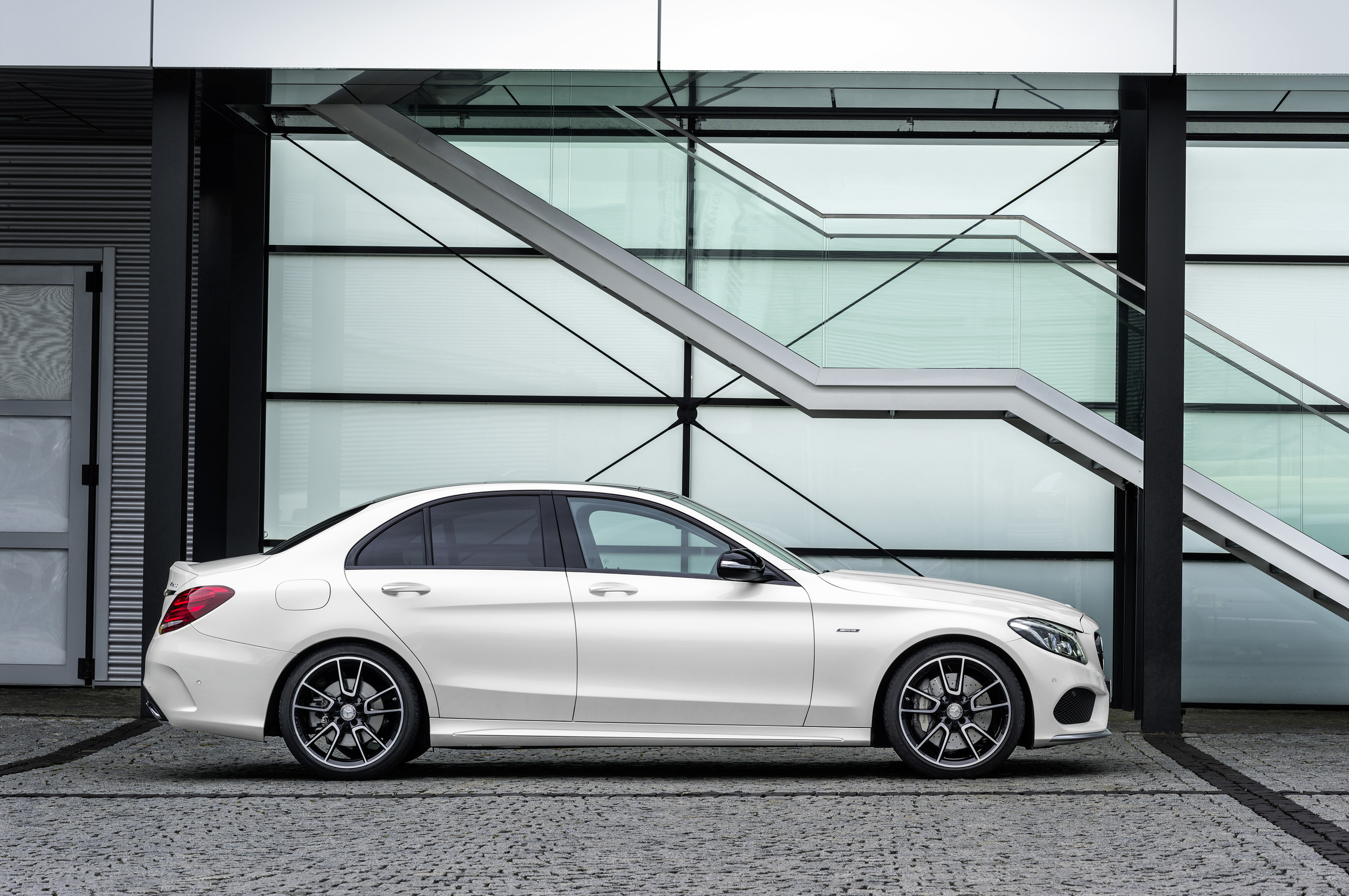 The 2016 Mercedes Benz C450 Amg 4matic Is Coming Later This Year
