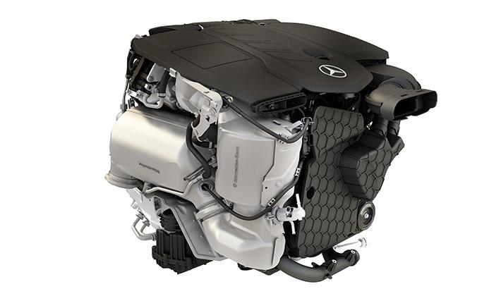 mercedes-4-cylinder-diesel
