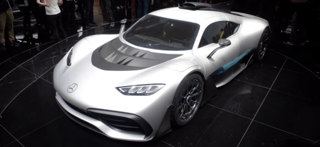 mbworld.org Mercedes-AMG Project ONE