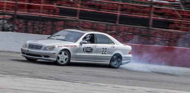 S600 Drift Taxi in Action