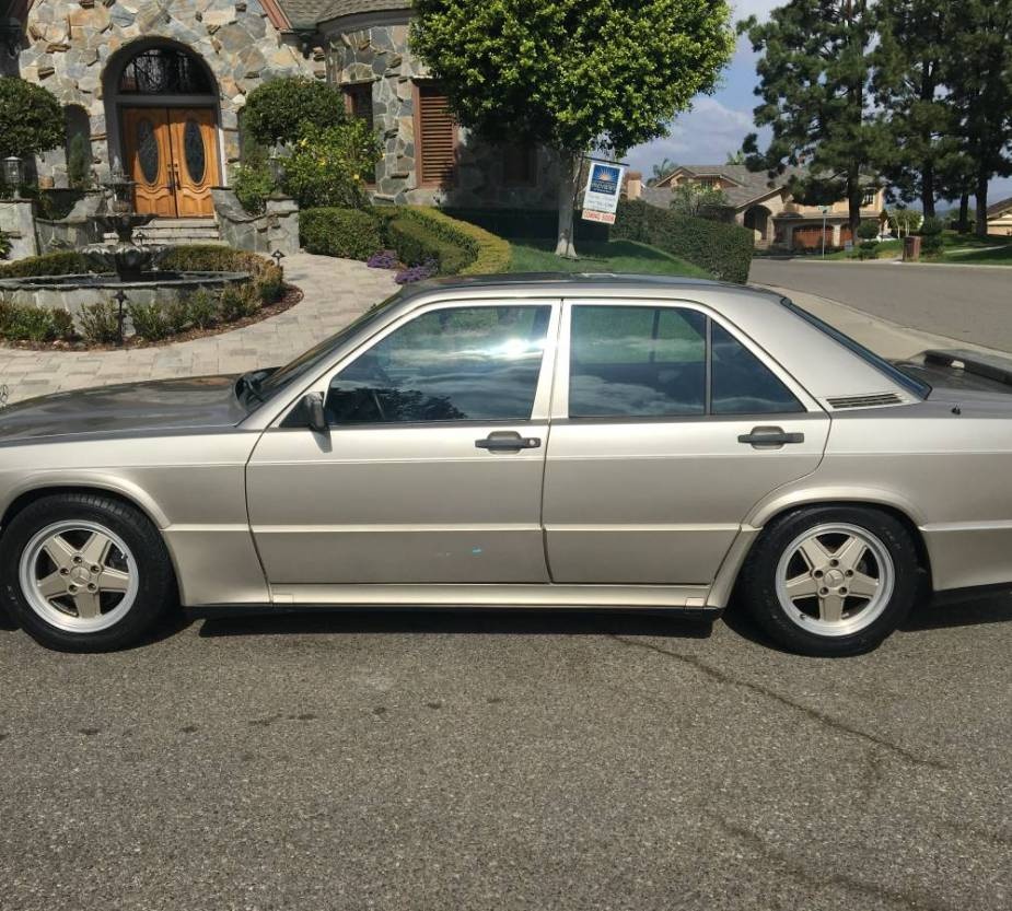 Is this classic Mercedes Cosworth too good to be true?