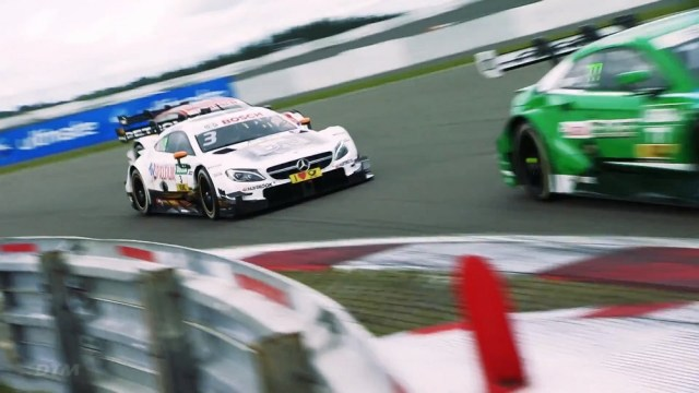 Mercedes-Benz will be missed in DTM.