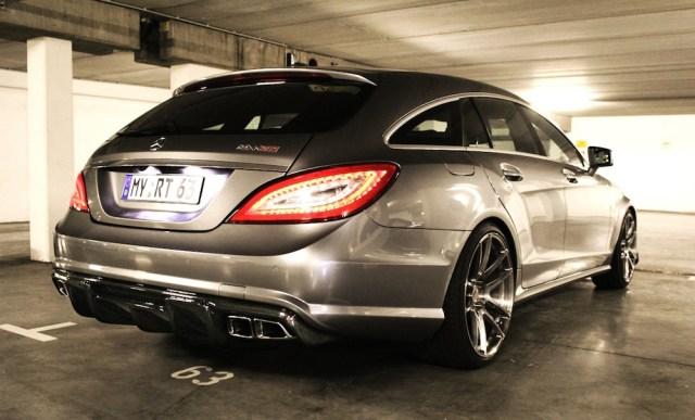 Mercedes-AMG CLS63