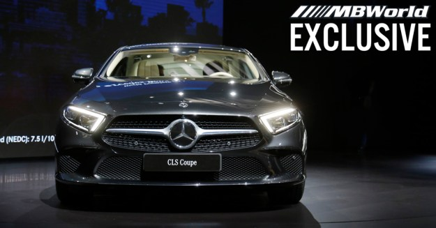 Mercedes-Benz at the Los Angeles Auto Show