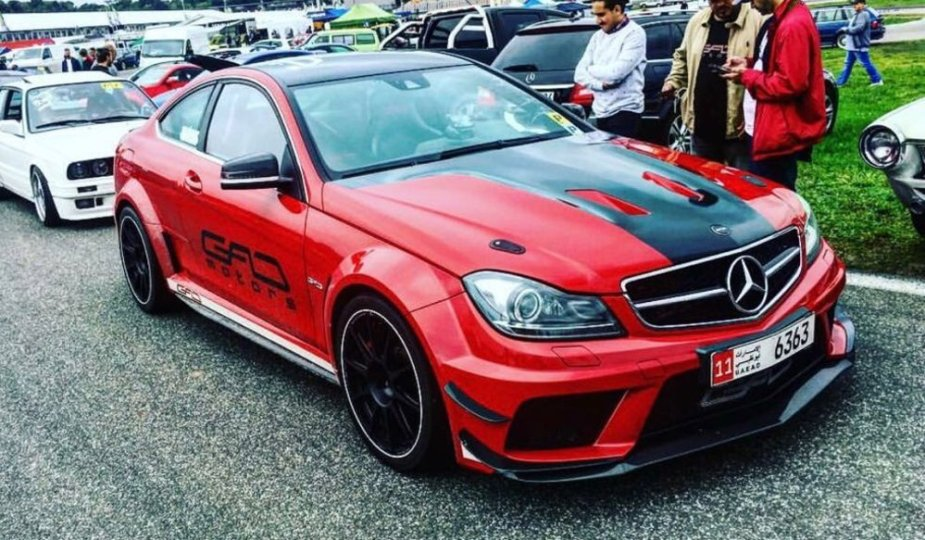 Meet the World's Fastest (or Quickest) AMG C63 - MBWorld