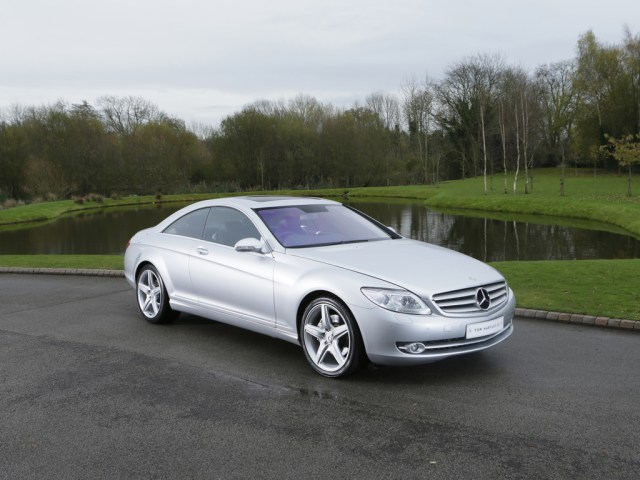 mercedes-benz cl550 Pro audio
