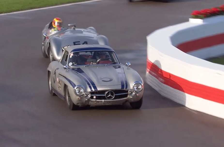 1955 Mercedes-Benz 300SL Gullwing Jochen Mass
