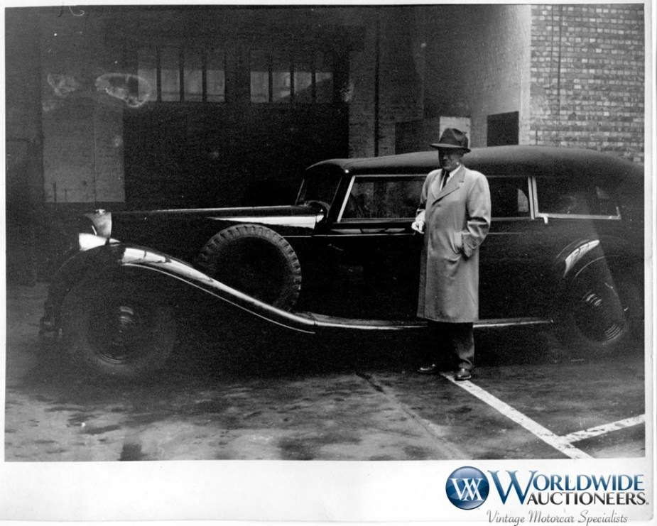 Hitler's Car at Auction