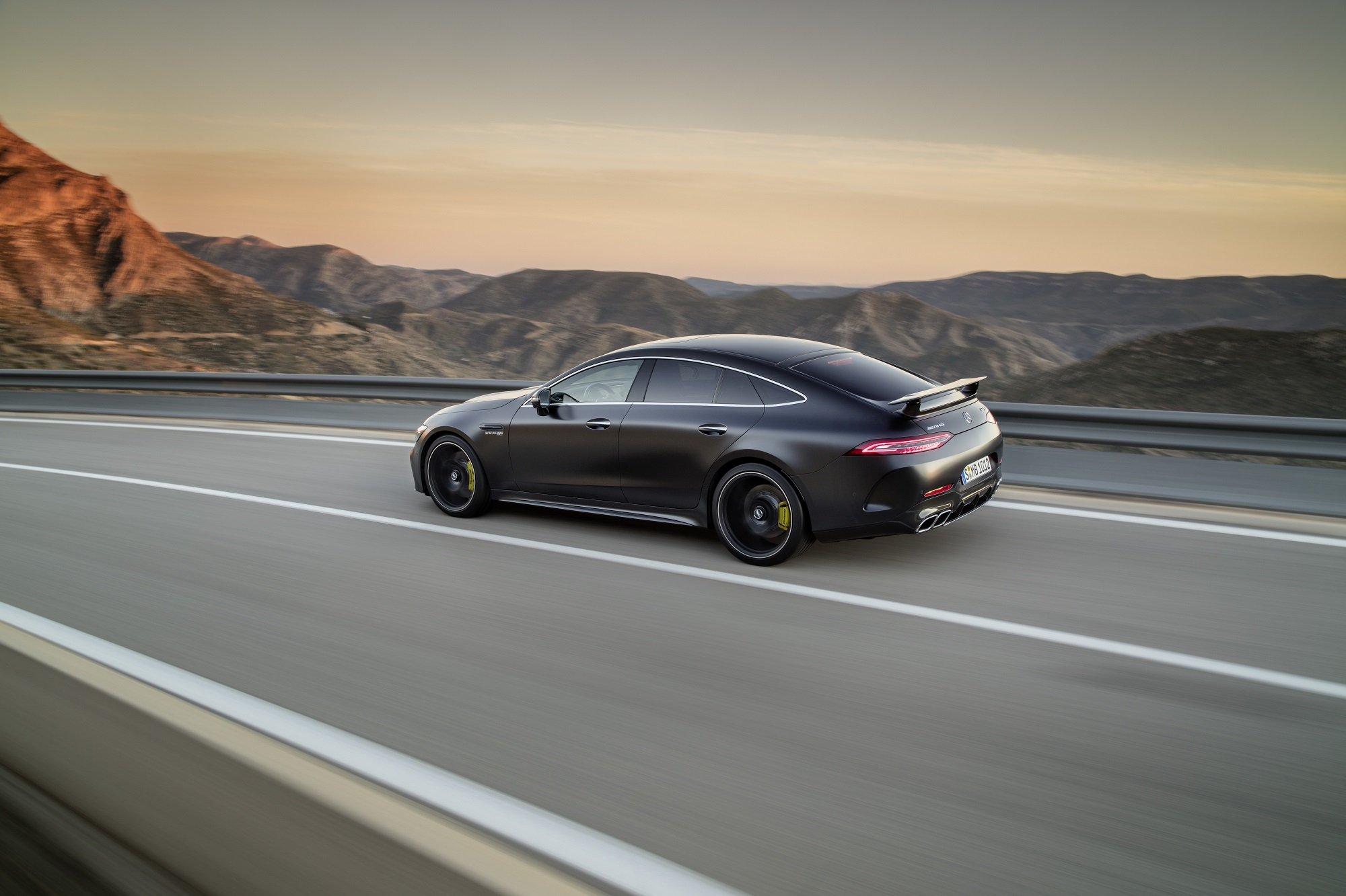 Mercedes-AMG GT 63 S 4MATIC+ 4-Türer Coupé - MBWorld