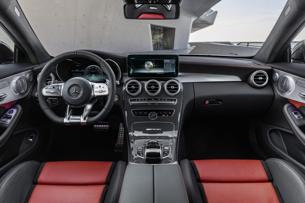 2019 Mercedes Amg C63 S Coupe Mbworld
